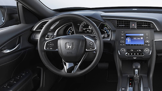 Novo VW Jetta 2019 x Honda Civic