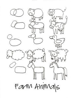 Mãe e muito mais: Como ensinar as crianças a desenhar?