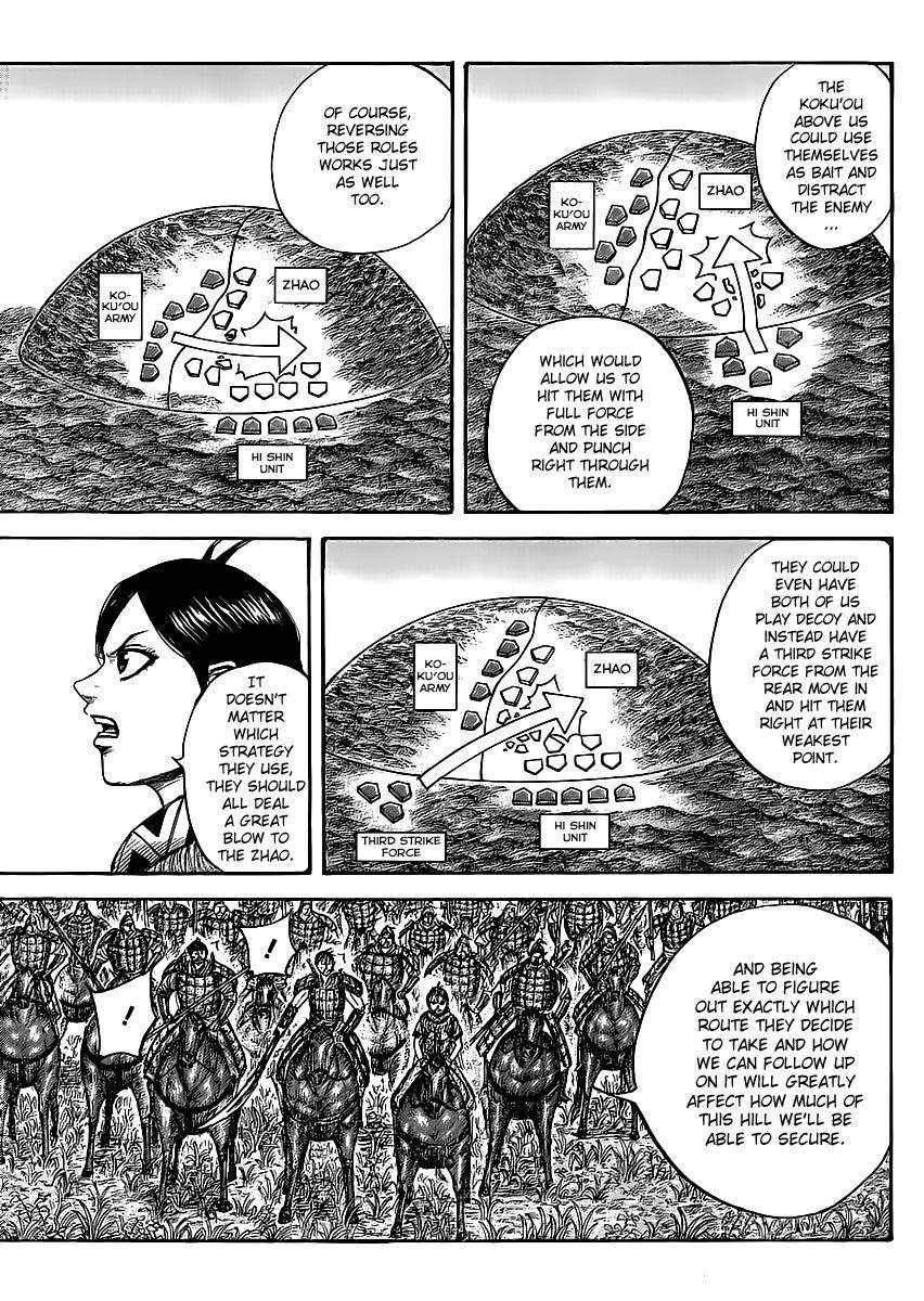 Kingdom - Chapter 465