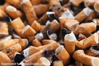 Menakar Dampak Negatif Asap Rokok