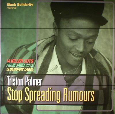 Triston Palmer - Stop Spreading Rumours - Album Download, Itunes Cover, Official Cover, Album CD Cover Art, Tracklist
