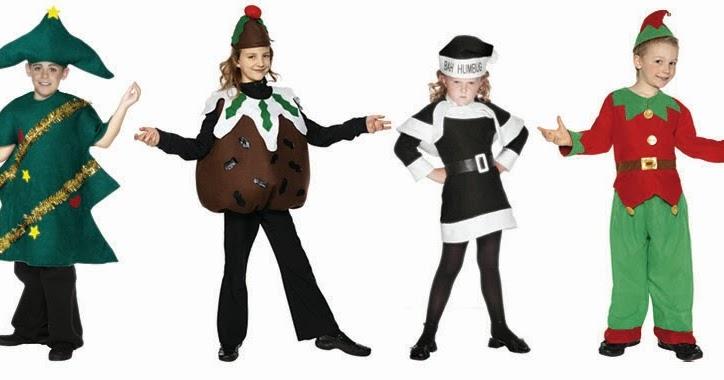 Flingers Party Shop Blog: Kids Christmas Costume Ideas