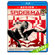 Spider-Man: De regreso a casa (2017) 4K UHD Audio Dual Latino-Ingles