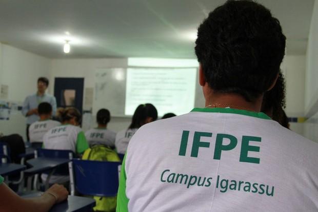 IFPE abre inscrições para o vestibular 2019.1 com 4,5 mil vagas para 65 cursos
