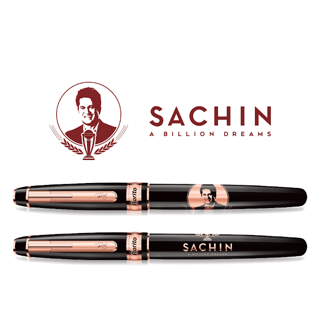 RORITO - Sachin's Billion Dreams - Collecter's limite edition pen