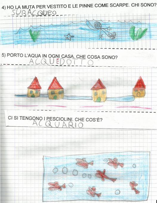 Favoloso la maestra lorelore: La Storia Della Famiglia Acqua - The History  FA29