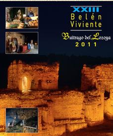 Belén viviente de Buitrago de Lozoya 2011- 2012