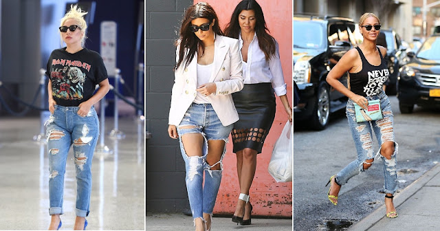 Homeless Chic: Ripped Clothing is The Hottest Fashion Trend Today - You Won't Believe How Expensive These 'Designer' Clothes Cost!