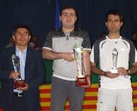 Tigran Petrosian gana el XXXI Abierto Internacional de Ajedrez Villa de Benasque