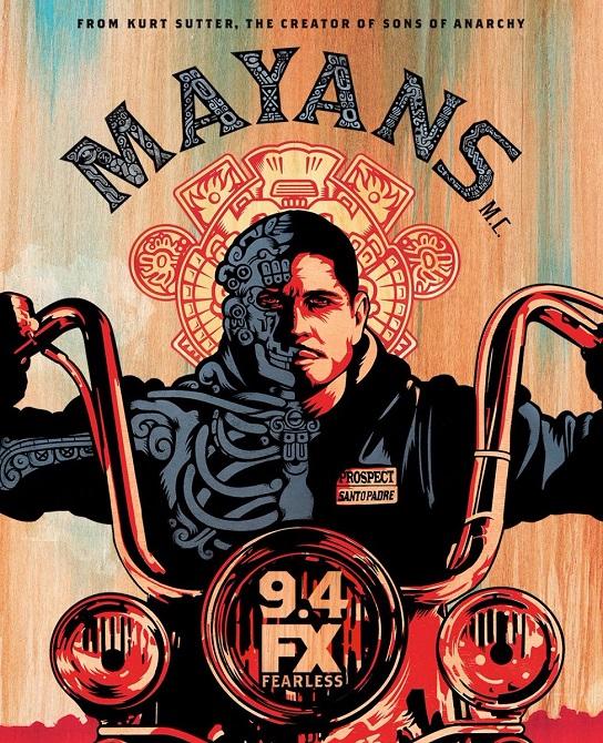 ver serie Mayans MC online