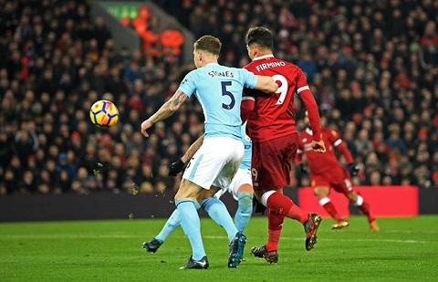 Firmino là món quà tuyệt vời nhất dành cho Liverpool