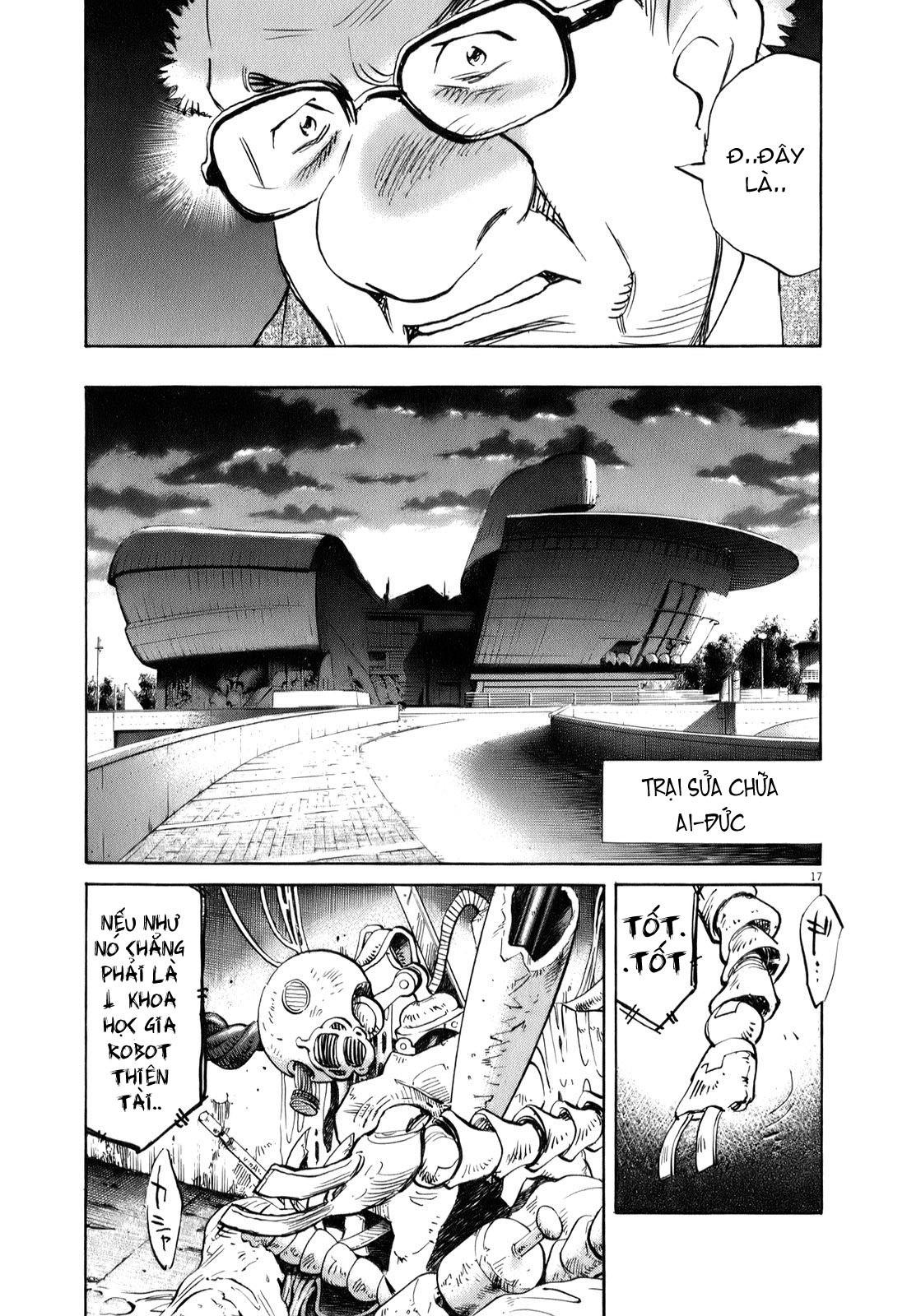Pluto chapter 56 trang 20