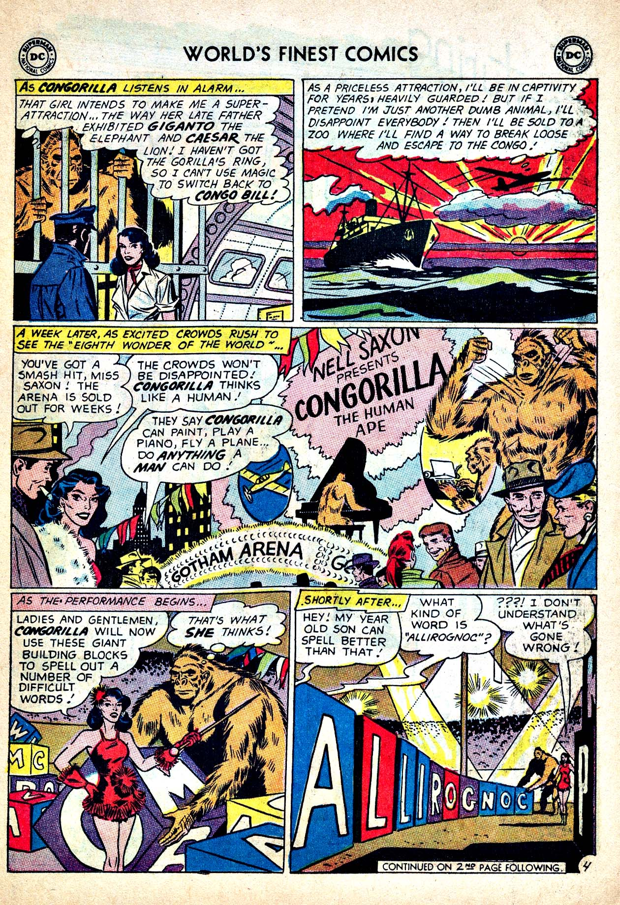 Read online World's Finest Comics comic -  Issue #150 - 27