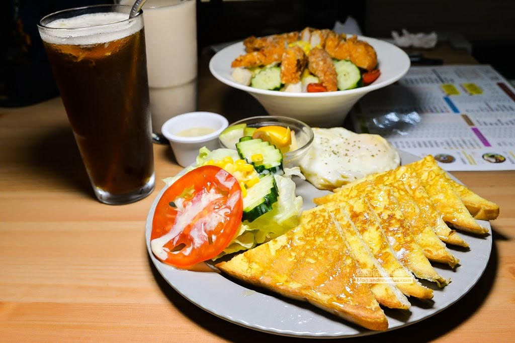 秀朗橋早午餐,中和早午餐,景平路早餐店