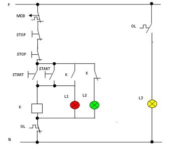 """dol starter control diagram માટે છબી પરિણામ"""""""