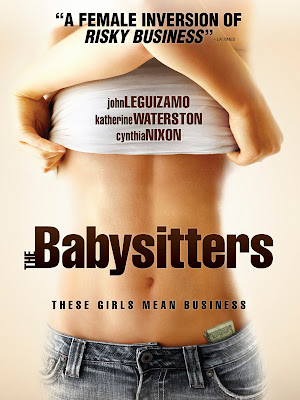 The Babysitter 2017 Eng WEB-DL 480p 250Mb ESub x264
