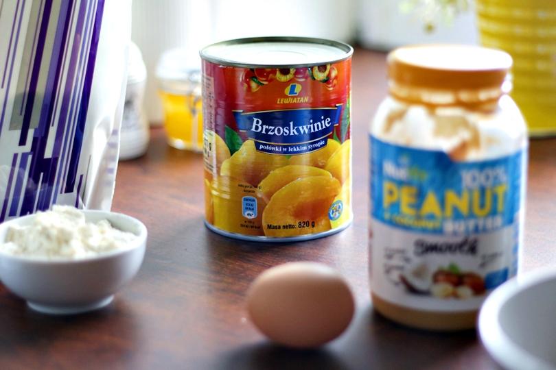 olej kokosowy, masło orzehowe, ostrovit, wpc, odżywka białkowa, naleśniki białkowe, fit, przepis, dieta, lifestyle, blender,