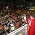 Multidão acompanha procissão de São Sebastião em Belo Jardim, PE