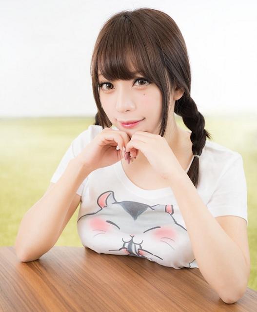 Perusahaan Fashion Jepang Membuat Desain Kaos Hamster 3D yang Unik!