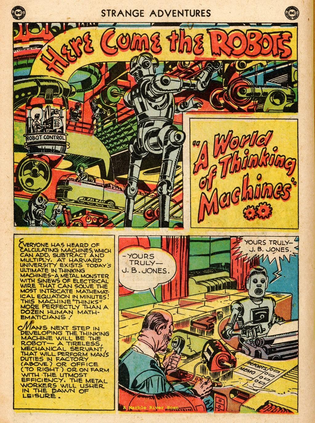 Strange Adventures (1950) issue 2 - Page 32