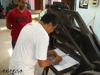 Resultado de imagem para fotos do   Associação de Xilógrafos e Artesãos do Cariri