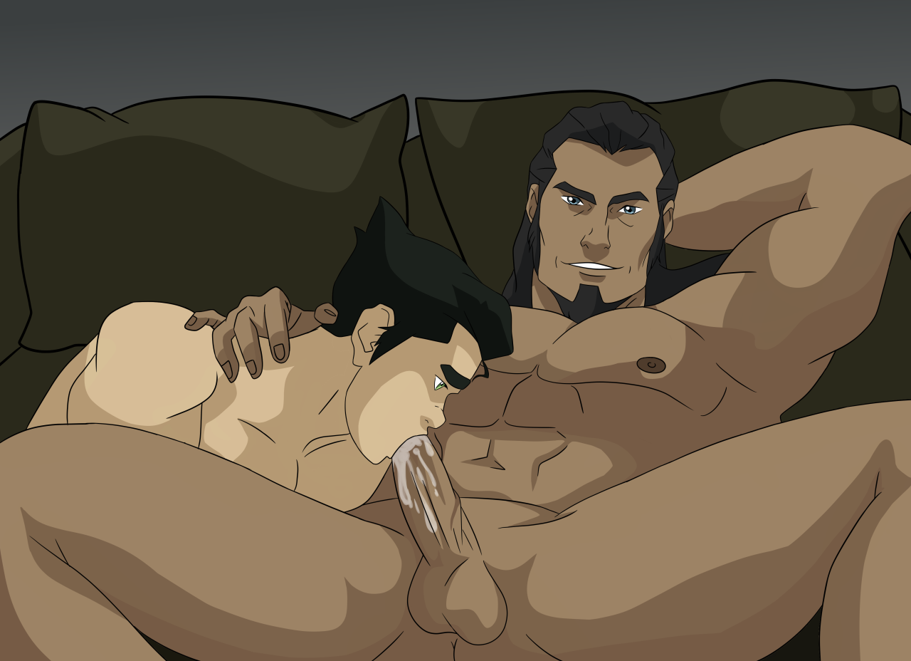 Hentai anime gay fuck porn