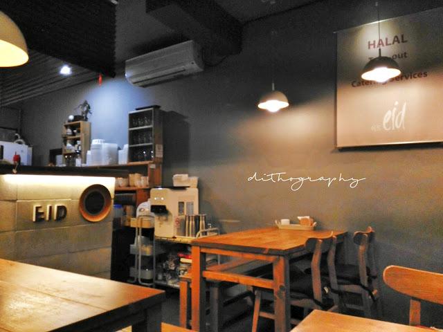 EID     이드 Halal Korean Food - Restoran Korea Halal di Seoul