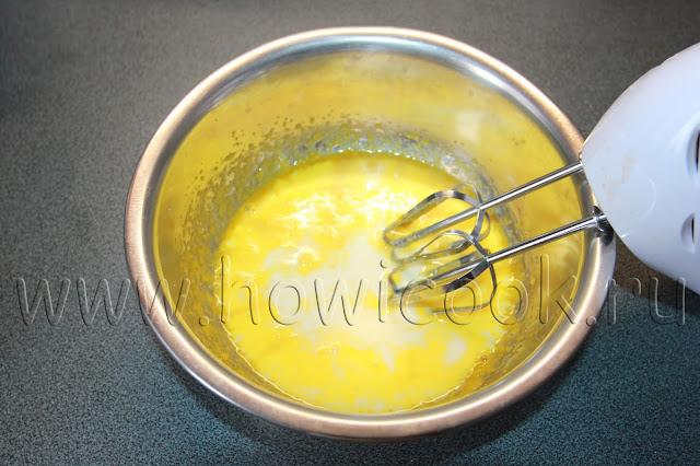 рецепт японских оладий с пошаговыми фото