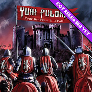 "Yuri Fulone - ""Thunderstorm"" (audio) from the album ""Your Kingdom Will Fall"""