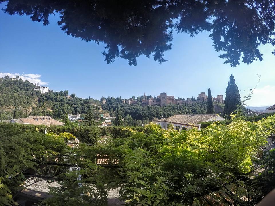 Espagne Andalousie Grenade Granda Alhambra