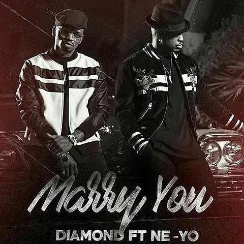 Diamond Platnumz Ft Ne-Yo - Marry You |Mp3 Download