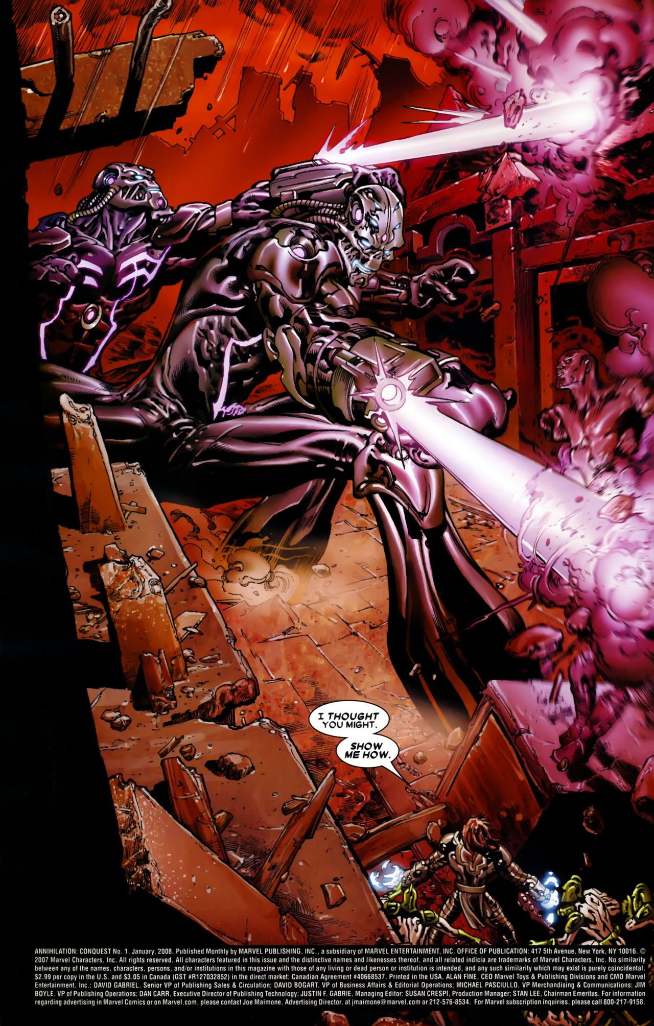 Read online Annihilation: Conquest comic -  Issue #1 - 3