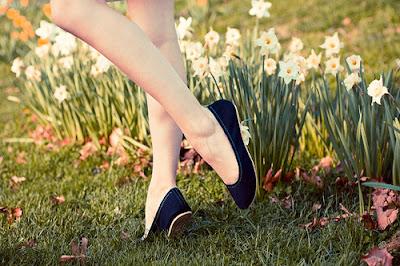 zapatos de mujer casuales para pies delicados