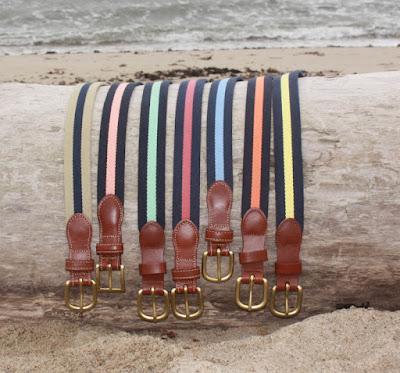 El cinturón de lona