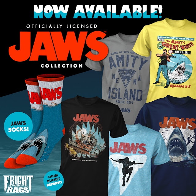 jaws Fright rags image