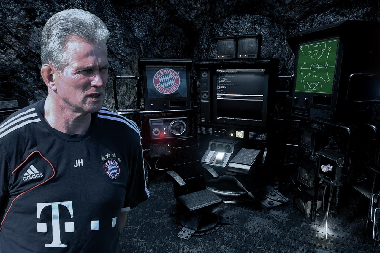 FC Bayern holt offenbar Heynckes zurück