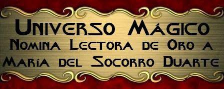 Premio LECTORA DE ORO