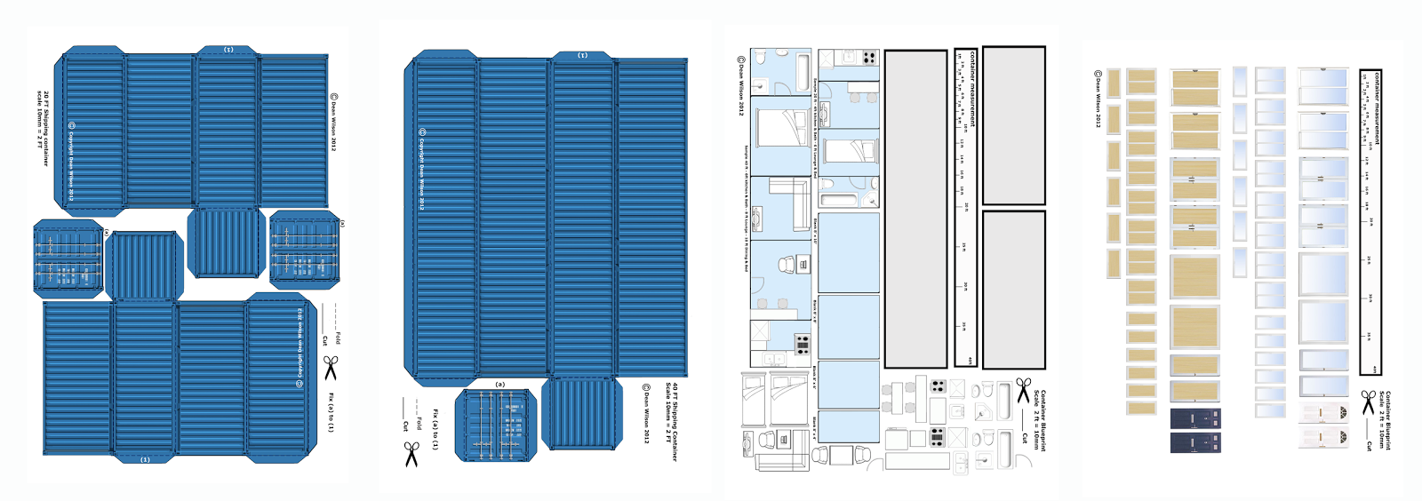 Shipping Container Homes: Shipping Container Home Design Kit - Download Version now Available