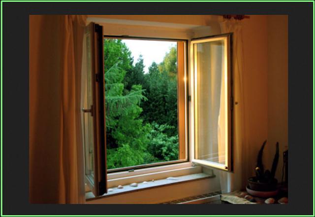 Aneka model jendela minimalis modern Tebaru