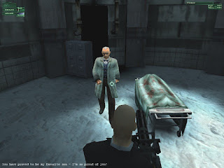 HITMAN CODENAME 47 Cover Photo