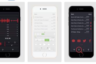 OGGI GRATIS: App da 10 €per avere un registratore vocale su iPad e iPhone con funzioni avanzate