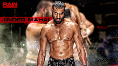 Jinder Mahal Photo