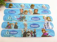 SLAP FROZEN principessa Anna Elsa braccialetti gadget regalo fine festa compleanno bambini femminucce