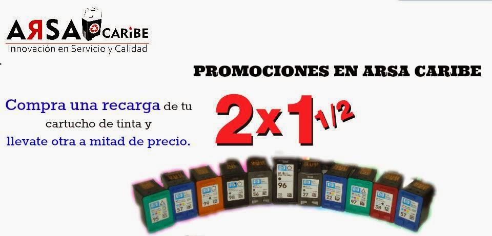 Promoción ArsaCaribe