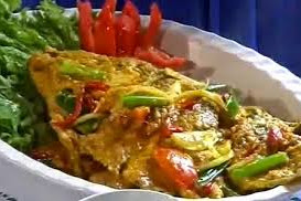 Resep Ikan Nila Acar Kuning