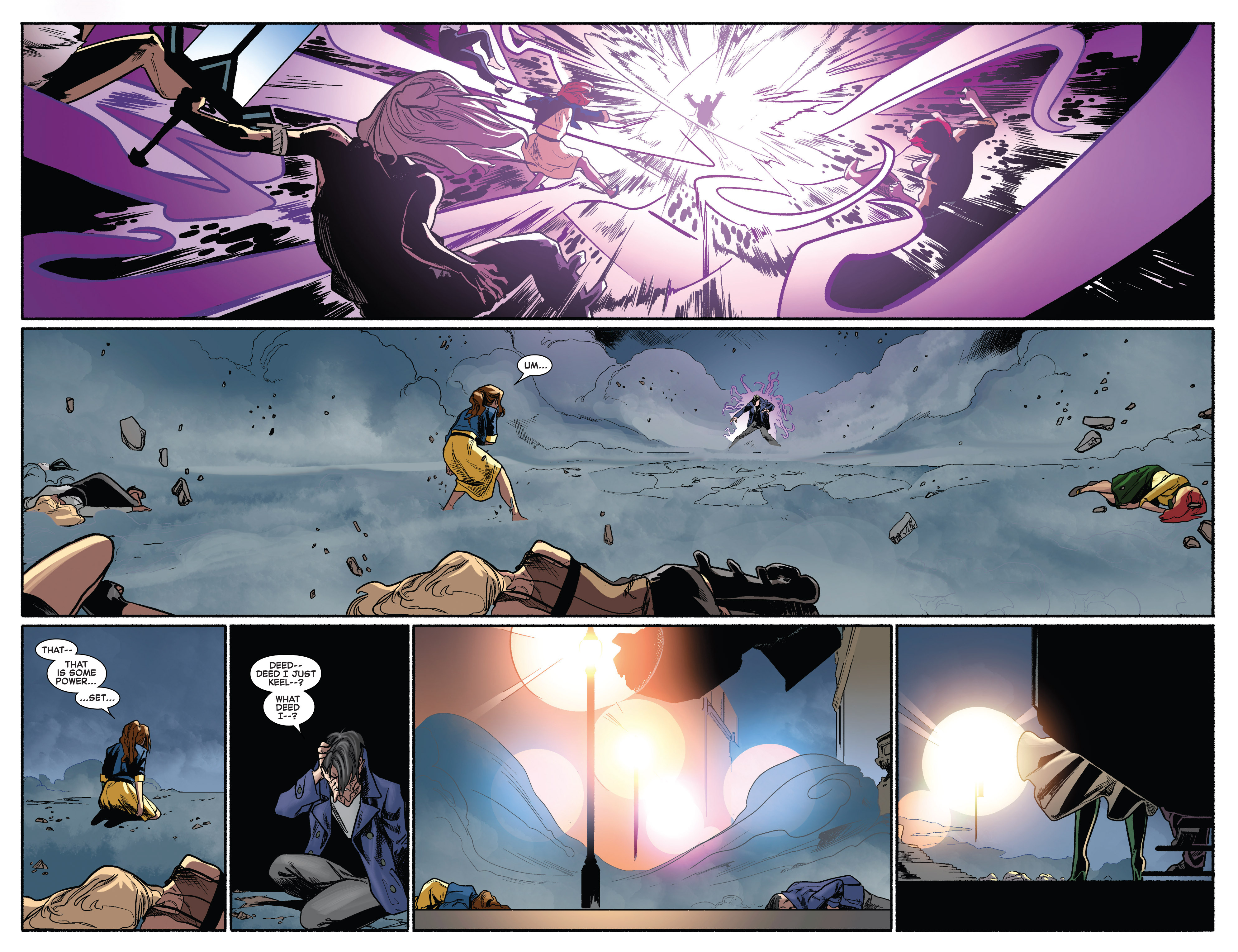 Read online Uncanny X-Men (2013) comic -  Issue # _TPB 3 - The Good, The Bad, The Inhuman - 39