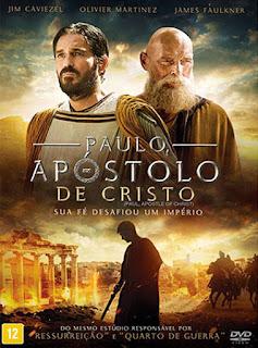 Paulo, Apóstolo de Cristo - BDRip Dual Áudio