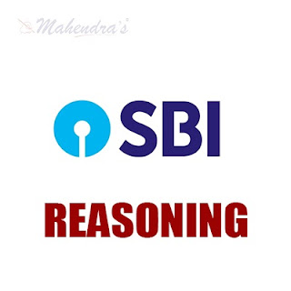 Reasoning Ability For SBI Clerk Prelims | 07- 07 - 18
