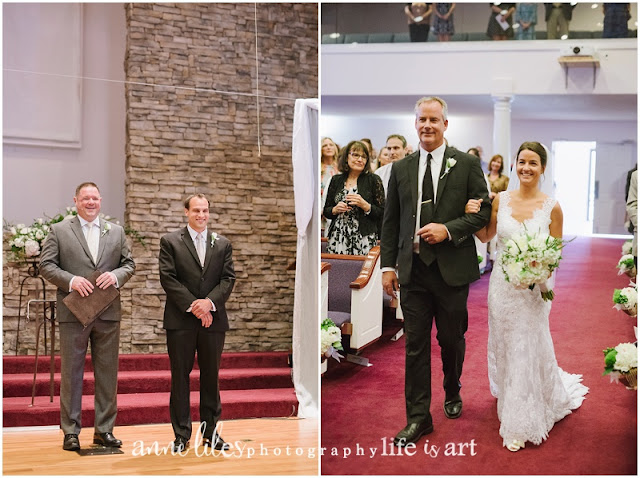 Anne Liles Photography|Southport Wedding : Ashley and James