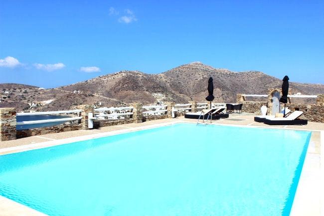 Liostasi Ios hotel & spa private pool